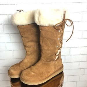Ugg Side Lace Boots